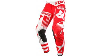 Fox Flexair Union Hose lang Herren MX-Hose Pants red