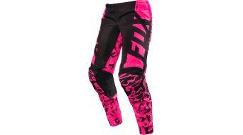 FOX 180 pantalone lungo da donna Mx- pantalone Pants mis. 32 (1/2) black/pink