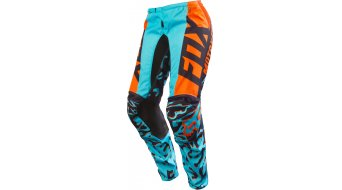 Fox 180 pantalón largo(-a) Señoras MX-pantalón Pants tamaño 32 (1/2) aqua