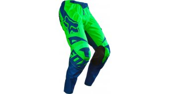 Fox 180 Race pantalón largo(-a) niños MX-pantalón Youth tamaño 122/128 (22) flo verde