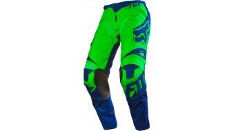 Fox 180 Race pantalón largo(-a) niños MX-pantalón Youth tamaño 152/164 (26) flo verde