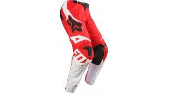 Fox 180 Race pantalón largo(-a) niños MX-pantalón Youth tamaño 122/128 (22) rojo