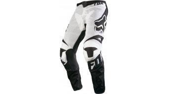 Fox 180 Race Airline Hose lang Kinder MX-Hose Youth white