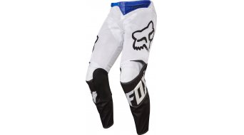 Fox 180 Race Airline pantalón largo(-a) Caballeros MX-pantalón Pants blanco