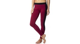 Fox Periphery pantalón largo(-a) Señoras-pantalón Leggings tamaño XL burgundy