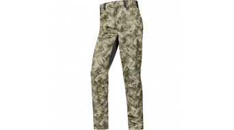 GORE Bike Wear Element Urban Hose lang Herren-Hose Print Windstopper Soft Shell (ohne Sitzpolster) camouflage