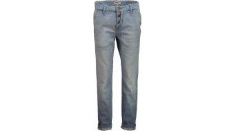 Maloja TrollblumeM. 裤装 长 女士-裤装 Pants (无 臀部垫层) 型号 W29-L32 waterfall- Sample