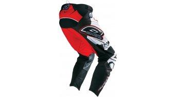 ONeal Hardwear Race Flow pantalón largo(-a) tamaño 28 negro(-a)/blanco/rojo Mod. 2016