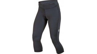 Pearl Izumi Sugar Thermal Cycling pantalón 3/4-largo(-a) Señoras-pantalón bici carretera Tights Knicker (Tour-3D-acolchado) negro