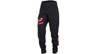 Qloom Moose Meadows Hose lang Damen-Hose Pants Gr. S black