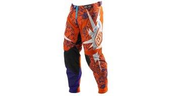 Troy Lee Designs SE Piston MX-pantalón naranja/purple Mod. 2012