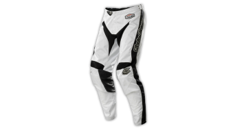 Troy Lee Designs GP blanco-Out pantalón largo(-a) MX-pantalón Pant blanco Mod. 2015
