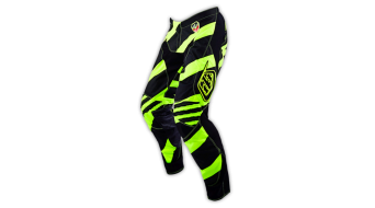 Troy Lee Designs SE pantalón largo(-a) MX-pantalón caution flo amarillo/negro Mod. 2016