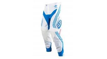 Troy Lee Designs SE Pro Team MX-pantalón tamaño 30 blanco