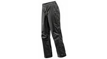 VAUDE Fluid Full-Zip pantalón largo(-a) Señoras-pantalón Regenhose negro