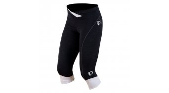 Pearl Izumi Symphony Cycling pantalón 3/4-largo(-a) Señoras-pantalón bici carretera Tights (Elite 3D-acolchado) tamaño XXL negro/blanco