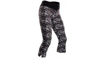 Sugoi Lucky Floral Print pantalón 3/4-largo(-a) Señoras-pantalón Knicker (Women RC 100-acolchado) negro/blanco