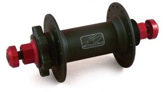 Atomlab Pimp singlespeed disc rear wheel hub 36H 10x135mm screw-in-axle black