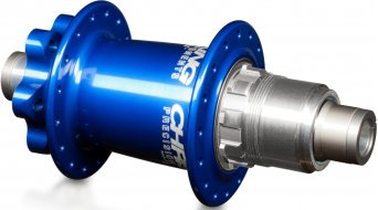 Chris King ISO XD Ceramic Disc-Hinterradnabe 12x142mm X-Dome Freilauf