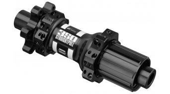 DT Swiss 350 Straightpull Disc Hinterradnabe 28 Loch 12x142mm IS 6-Loch Shimano/SRAM-Freilauf schwarz