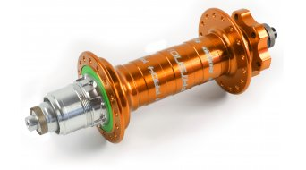 Hope Pro 4 Fatsno Fatbike Disc-buje rueda trasera 32-Loch QRx190mm Sram XD-piñon libre