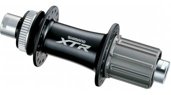 Shimano XTR Disc buje rueda trasera 10 vel. 32h Center-Lock 12mm E-Thru FH-M988 (Embalaje RETAIL)
