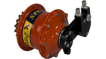 Rohloff Speedhub 500/14 buje CC EX OEM 32H rojo(-a)