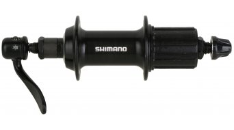 Shimano Tourney FH-TX800 mozzo post. 36h QR 5x135mm nero