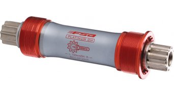 FSA Platinum Pro DH bottom bracket red ISIS 73-122.5mm