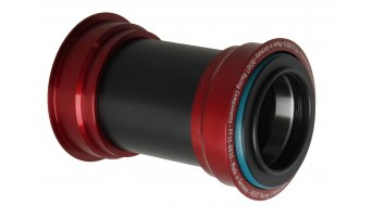 Reset PF30 MTB bottom bracket PF30 73mm for BB30 red