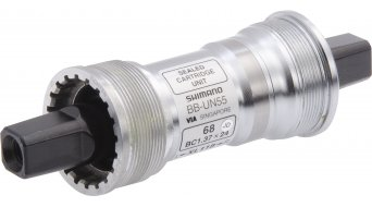 Shimano BB-UN55 square bottom bracket BSA