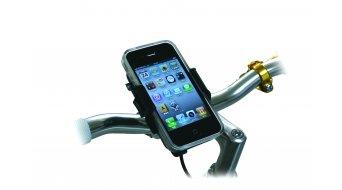 Minoura ICH-100S Phone adherencia Smartphone soporte para manillar 22-29mm negro(-a)