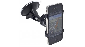 NC-17 iPhone Auto holder for 3G/3GS/4/4S/5/5S/5C assembly on Auto disc