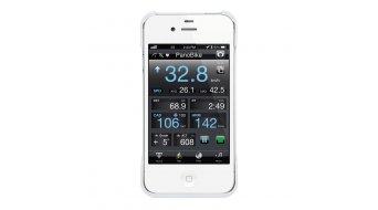 Topeak iPhone RideCase (含有基座) 适用于 iPhone 4/4S 白色