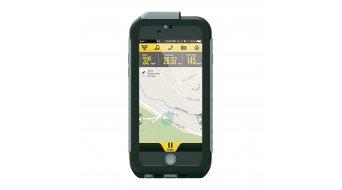 Topeak Weatherproof RideCase 适用于 iPhone 6 (含有基座) black/gray
