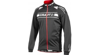 Craft G countour Tour Storm jacket men- jacket black/bright red/white