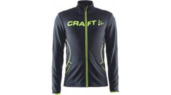 Craft Logo chaqueta Caballeros-chaqueta tamaño XL asphalt/flumino