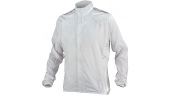 Endura Pakajak chaqueta Caballeros-chaqueta bici carretera Showerproof Ball Packed tamaño XXL blanco