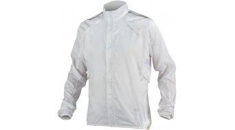 Endura Pakajak chaqueta Caballeros-chaqueta bici carretera Showerproof Ball Packed tamaño M blanco