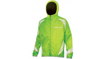 Endura Luminite II Jacke Kinder-Jacke Gr. 11-12yrs hi-viz green