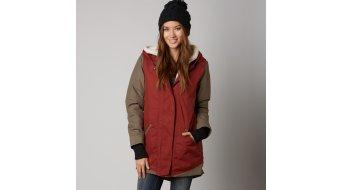Fox Magnitude chaqueta Señoras-chaqueta tamaño L rust