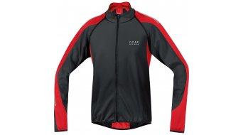GORE Bike Wear Phantom 2.0 Jacke Herren-Jacke Rennrad Windstopper Soft Shell Gr. S black/red