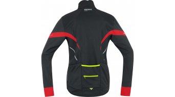 GORE Bike Wear Power 2.0 Jacke Herren-Jacke Rennrad Windstopper Soft Shell Gr. M black/red