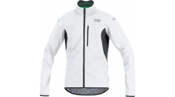 GORE Bike Wear Element Jacke Herren-Jacke Windstopper Active Shell white/black