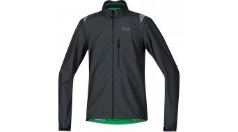 GORE Bike Wear Element Jacke Herren-Jacke Windstopper Active Shell Zip-Off Gr. S black