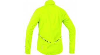 GORE Bike Wear Element Jacke Damen-Jacke Gore-Tex Active Shell Lady Gr. 34 neon yellow/white