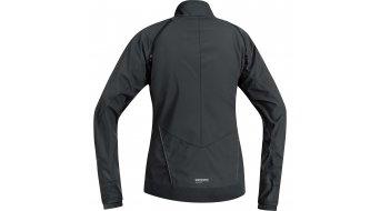 GORE Bike Wear Element Jacke Damen-Jacke Windstopper Active Shell Zip-Off Lady Gr. 34 black