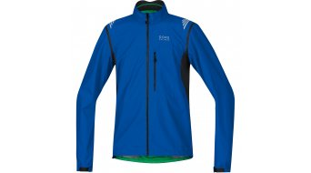 GORE Bike Wear Element Jacke Herren-Jacke Windstopper Active Shell Zip-Off Gr. S brilliant blue/black