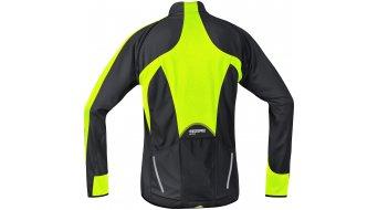 GORE Bike Wear Phantom 2.0 Jacke Herren-Jacke Rennrad Windstopper Soft Shell Gr. S black/neon yellow