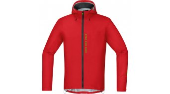 GORE Bike Wear Power Trail Jacke Herren-Jacke MTB Gore-Tex Active Shell Gr. XL red